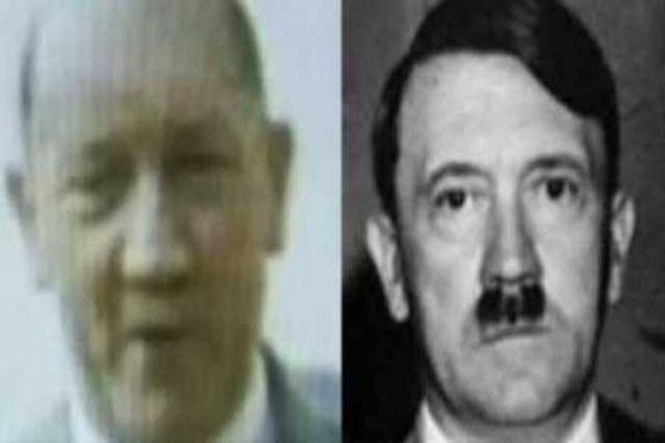 Hitler não morreu fugiu para a Argentina Admissão impressionante