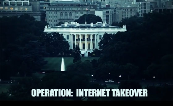 The Government Is About To Take Over The Internetj