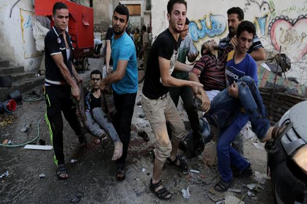 Israel Killed Record Number of Palestinians in 2014, UN Report