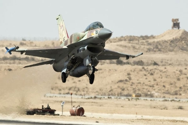 Israeli Fighter Jets Join Saudi Arabia in War on Yemen