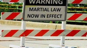 The 17 Elements of Martial Law