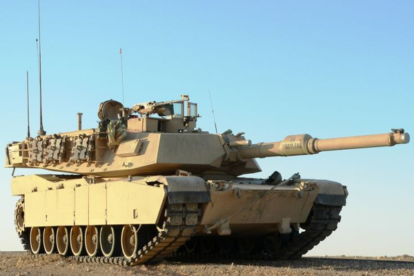 US Sends 800 New Tanks to Germany