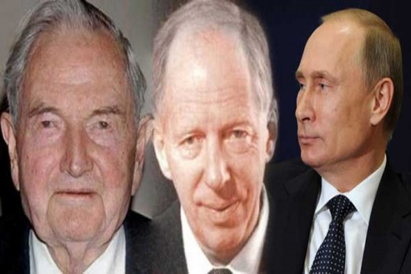 Russia Issues International ARREST WARRANT For ROTHSCHILD & SOROS!
