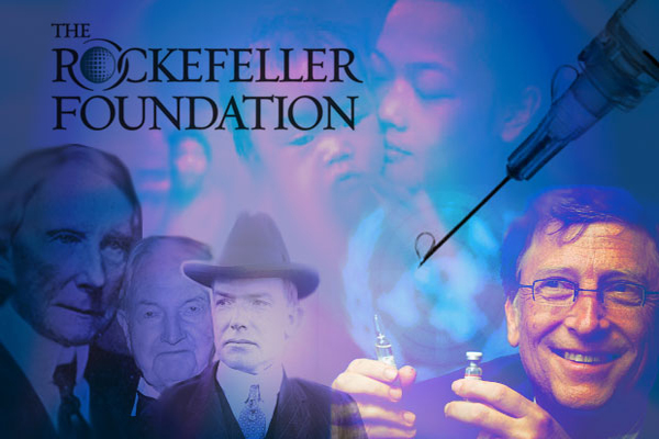 How the Rockefeller Foundation Quietly Funded the Anti-Fertility Vaccine