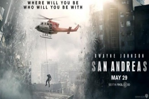 Is 'San Andreas' A Cryptic Warning About What Is Going To Happen In America's Future