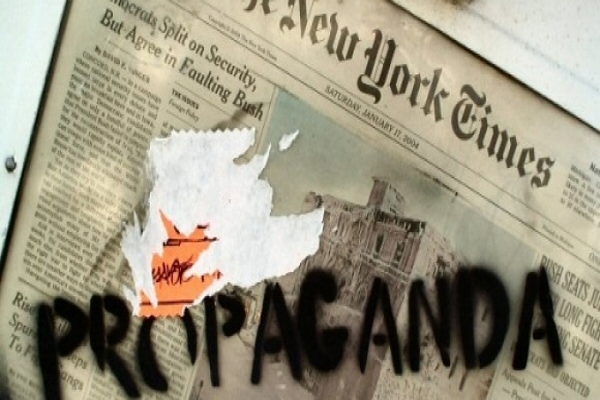New York Times Admits It Pushed Fabricated Evidence about Iraq, Syria and Ukraine