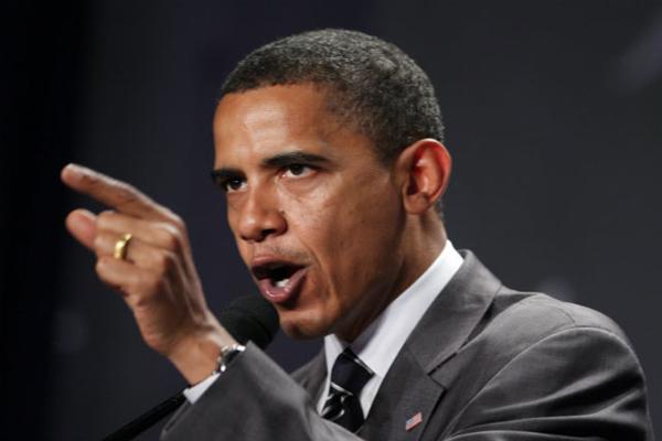 Obama Serves Governors with Warnings of Arrest