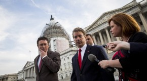 Rep. Massie: PATRIOT Act Expiration is Good, But What About NSA Breaking the Law?