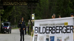 Bilderberg Members Topple When Reporters… You Have To See These Cockroaches Flee! Priceless!