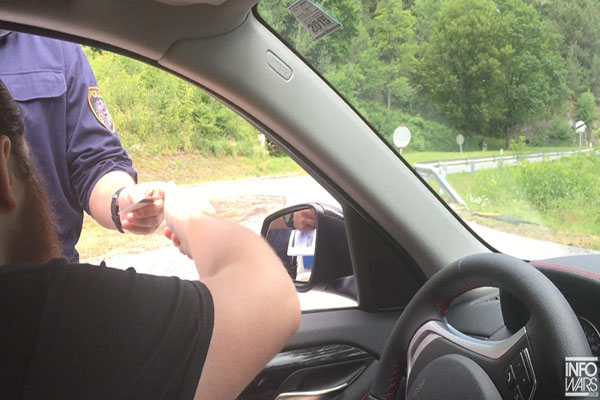Bilderberg Police Putting Small Town Under Martial Law