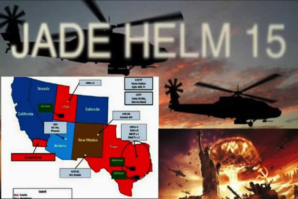 Brand New!! Infowars Has Decoded Jade Helm and You Won't Believe What They Found- The Rabbit Hole Is Deep!