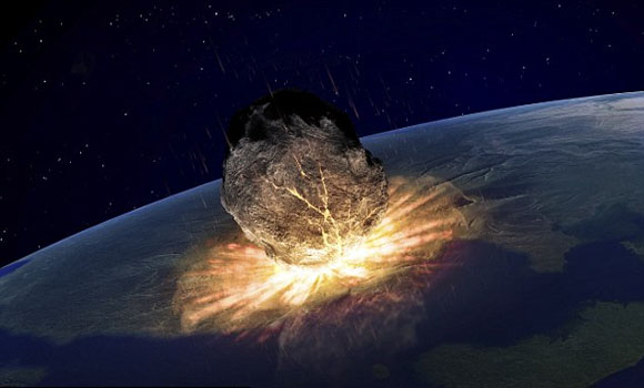 It's OK, the world WON'T end in September Nasa forced to address radical claims a giant asteroid will soon destroy humanity