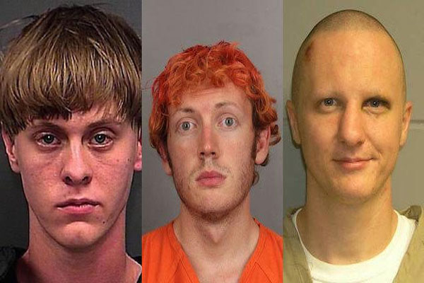 Why Are So Many Mass Shootings Committed by Young White Men