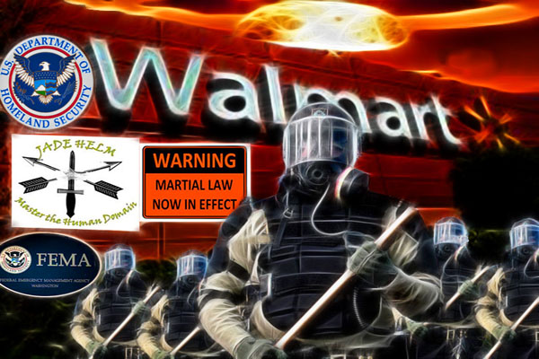 World War III, Walmart FEMA Camps, Jade Helm A Clergy Response Team Insider Reveals What Lies Ahead
