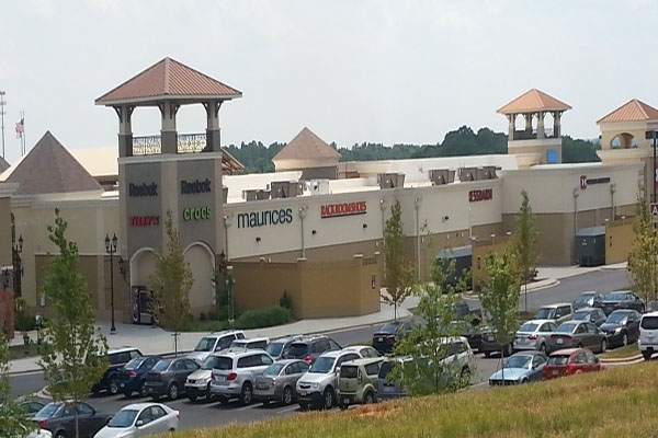 FEMA Camp Malls Going Up Across America As Bottom Falls Out And We Reach The Event Horizon