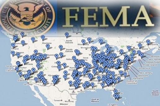 White Transport Vehicles Entering USA Ports and Strip Mall Conversions to FEMA Camps Spells Trouble