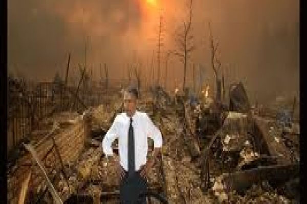 Quit Bashing Obama, He Continues to Set Presidential Records