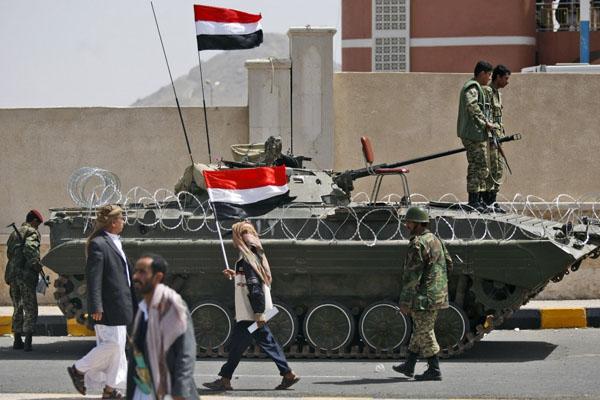 Total War in Yemen Totally Ignored by Western Media