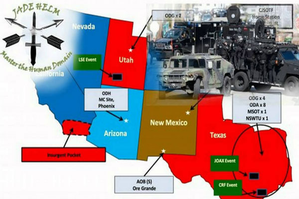 Blending in, Jade Helm Style Fake Rental Trucks Reveal Hidden Spy Rooms