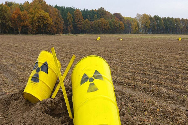 Media Blackout Canada Plans to Dump Nuclear Waste Less than Mile from US Border