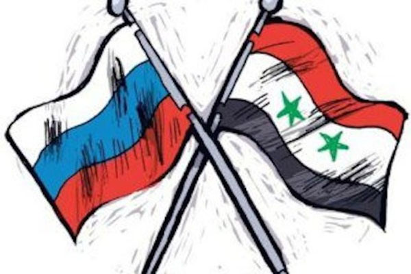 The Big LIE About Russian Forces in Syria