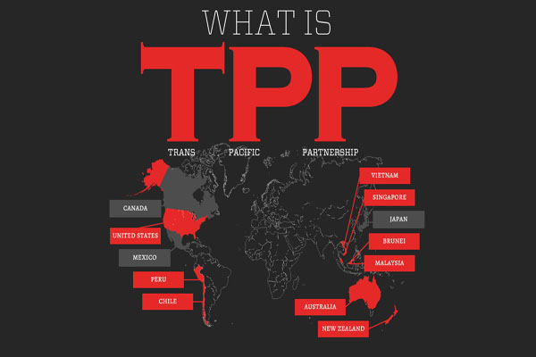 The Dangers Of The Trans-Pacific Partnership (TPP) And How It Could Affect You