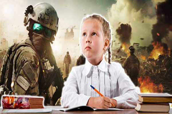 10 Hard Hitting Facts that Show America Cares More About War than Education