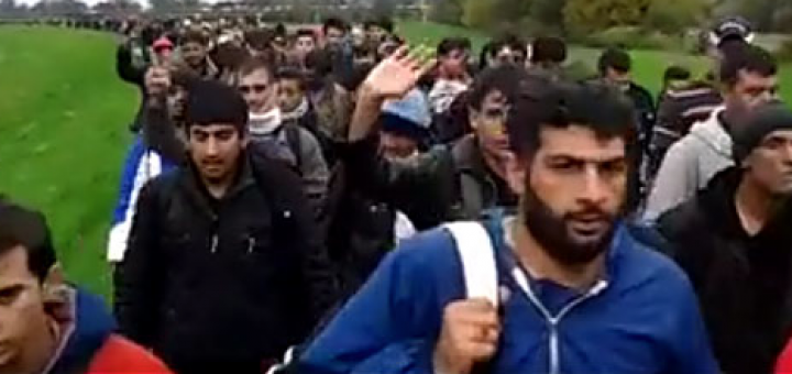 The Muslim Invasion of Europe Is Picking Up Where Hitler Left Off