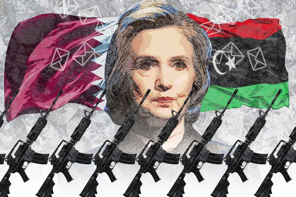 Hillary Clinton's War Record –  For Genocide