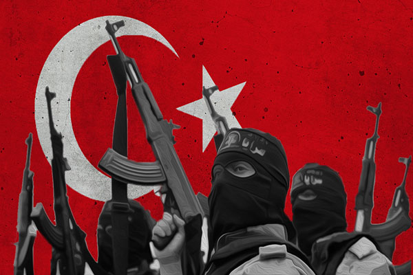 Is Turkey The Real ISIS