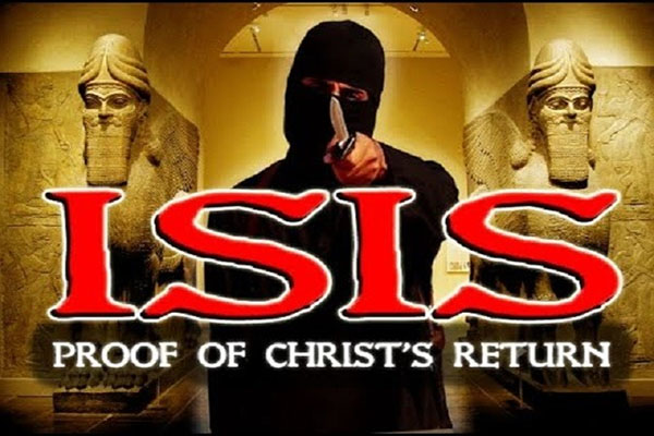 Enoch Prophecy of Isis, Israel, Rapture, World War 3, Antichrist, End Times and Bible's Armeggedon