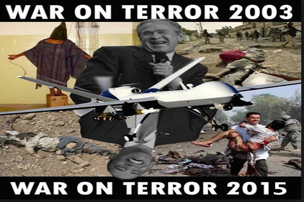 The War on Terror is Creating More Terror