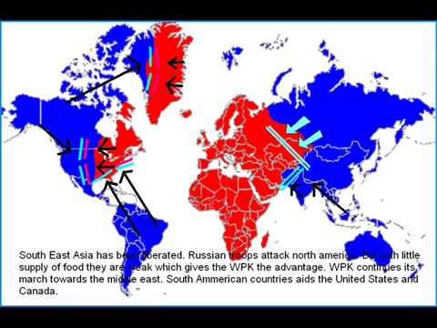 End Times Prophecy  World war three Israel WW3 Russia