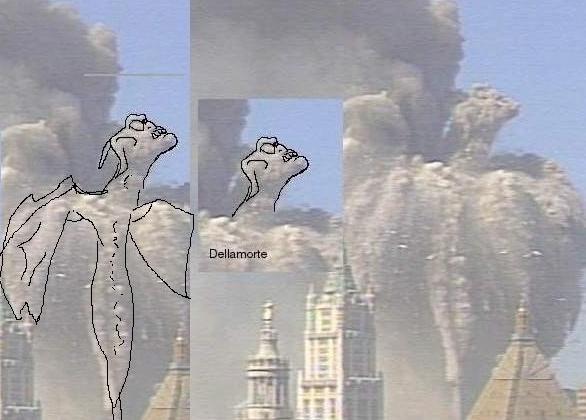 Demon in Smoke