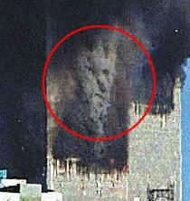 Twins Towers Smoke