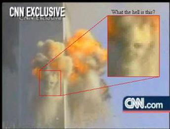 CNN Face In Smoke WTC