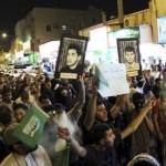 Mideast Saudi Arabia  Protests